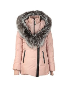 Mackage Womens Pink Adali Down Coat
