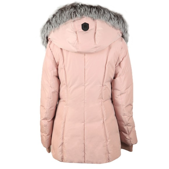 Mackage Womens Pink Adali Down Coat main image