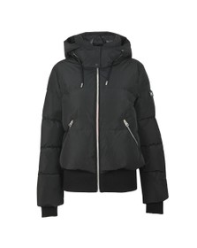Mackage Womens Black Aubrie Down Bomber