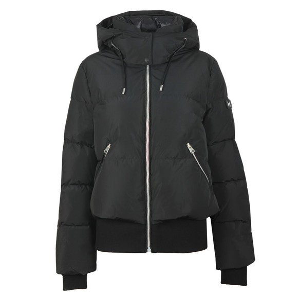 Mackage Womens Black Aubrie Down Bomber main image