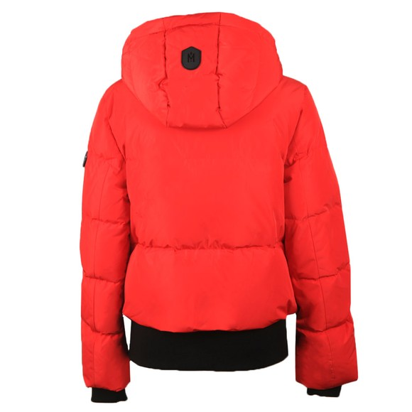 Mackage Womens Red Aubrie Down Bomber main image