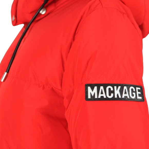 Mackage Womens Multicoloured Aubrie Down Bomber main image