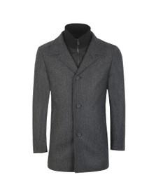 HUGO Mens Grey Barelto1942 Jacket