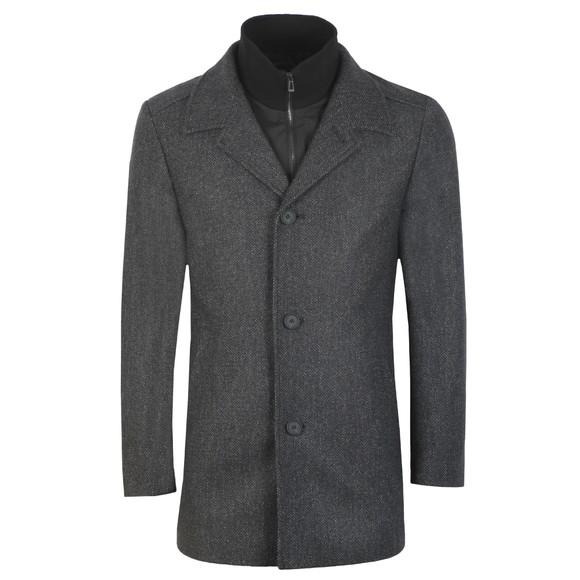 HUGO Mens Grey Barelto1942 Jacket main image