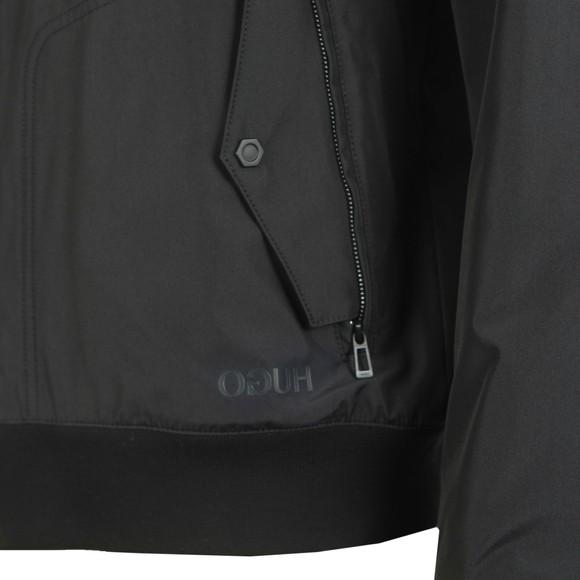 HUGO Mens Black Boris1941 Jacket