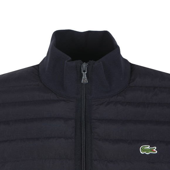 Lacoste Mens Blue BH8389 Jacket main image