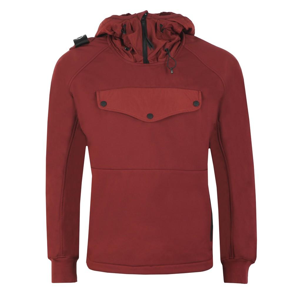 Velo Softshell Overhead Jacket