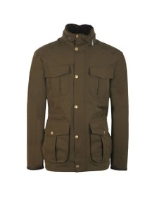 Barbour Sporting  Mens Green Farrier Jacket