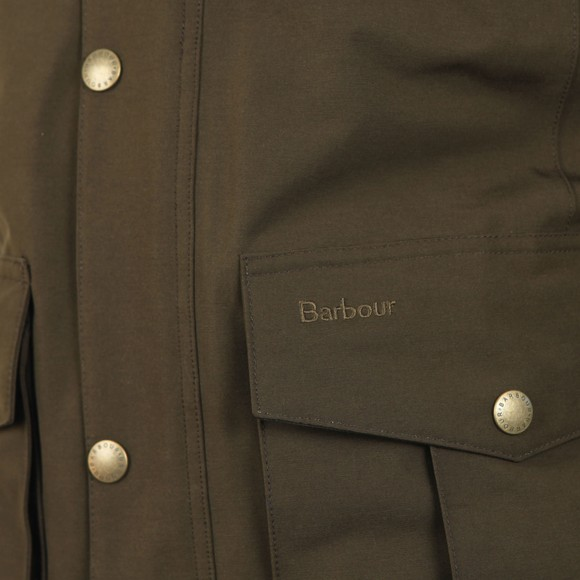 Barbour Sporting  Mens Green Farrier Jacket main image