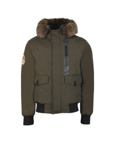 Superdry Mens Green Everest Bomber
