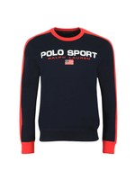 Large Logo Knitted Jumper