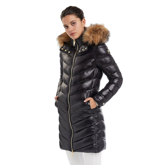 Holland Cooper Womens Black The Molina Jacket main image