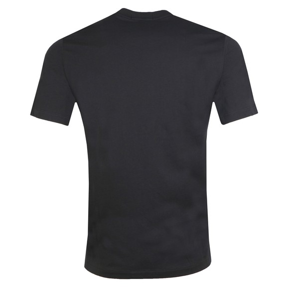 Fred Perry Mens Black Graphic T-Shirt main image