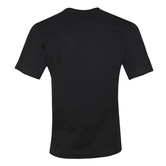 Calvin Klein Jeans Mens Black Monogram Embro T-Shirt main image