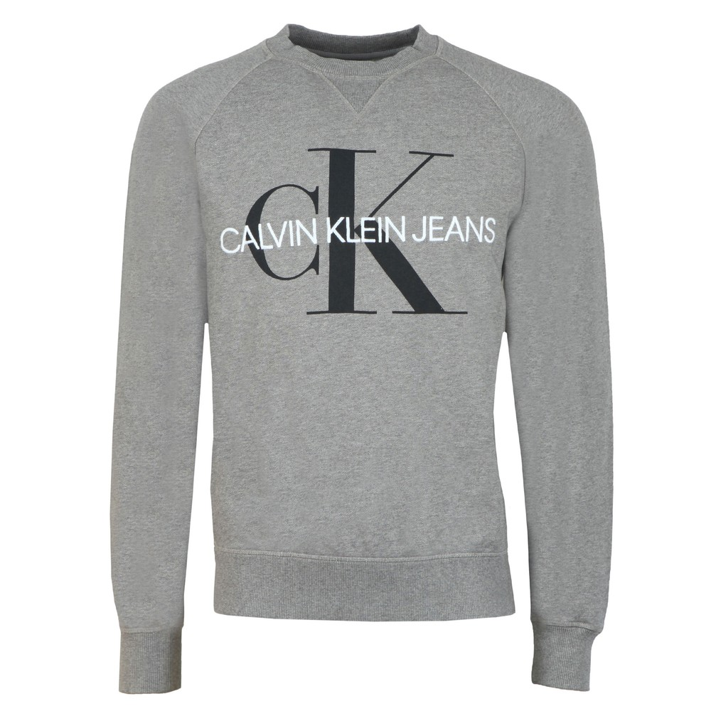 Washed Monogram Sweatshirt main image