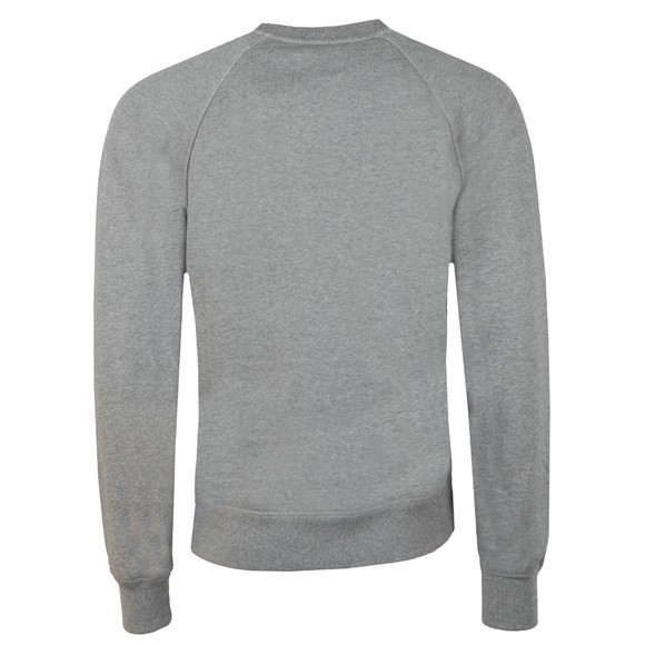 Calvin Klein Jeans Mens Grey Washed Monogram Sweat main image