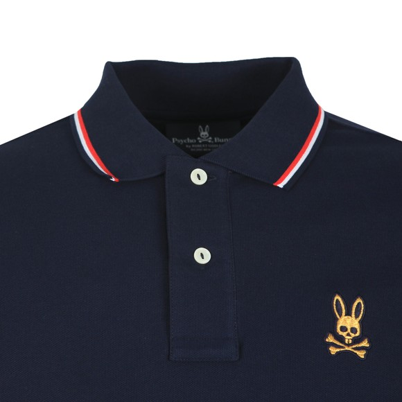 Psycho Bunny Mens Blue St Lucia Polo Shirt main image
