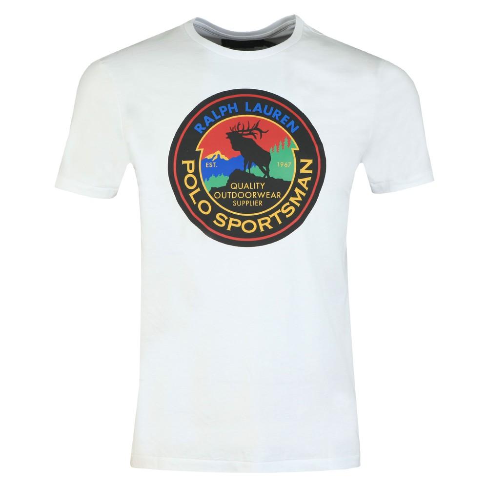 Large Moose Logo T-Shirt