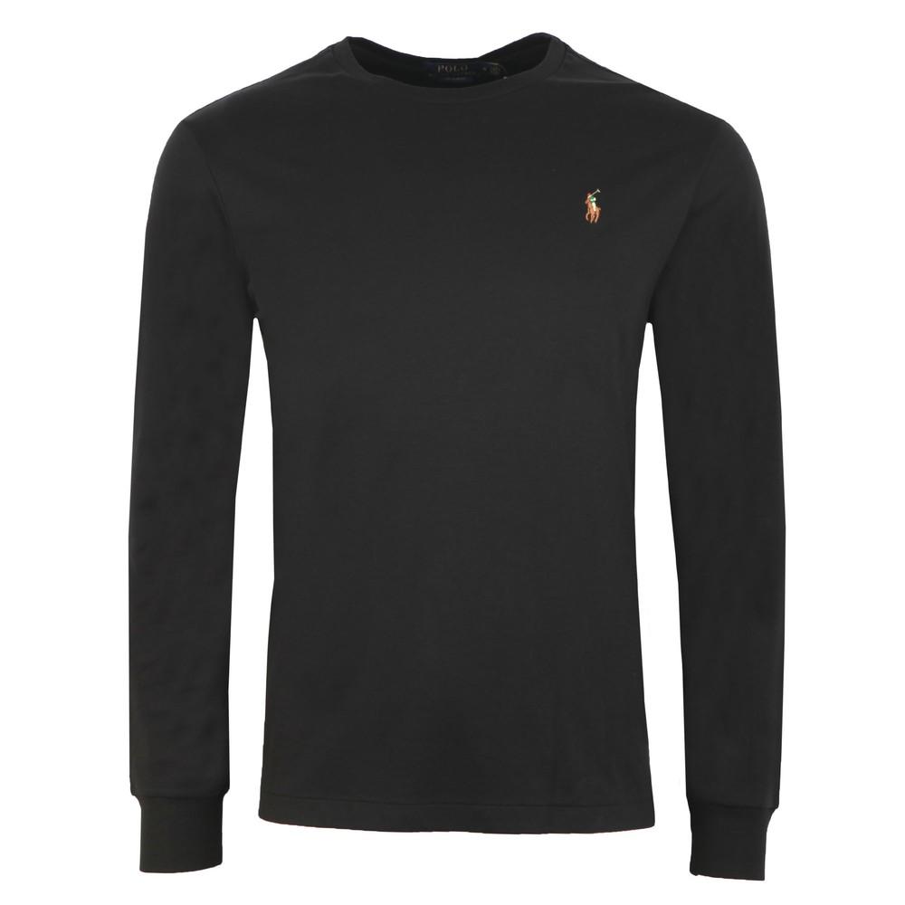 Custom Slim Fit Long Sleeve Pima Cotton T Shirt