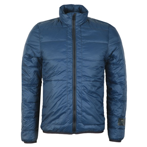 PS Paul Smith Mens Blue Padded Jacket