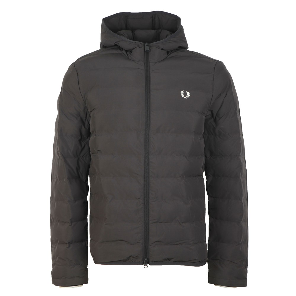 Insulated Hooded Jacket main image