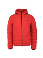 Insulated Hooded Jacket