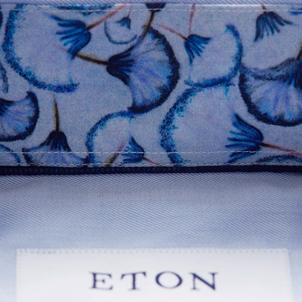 Signature Twill Flower Detail Shirt main image