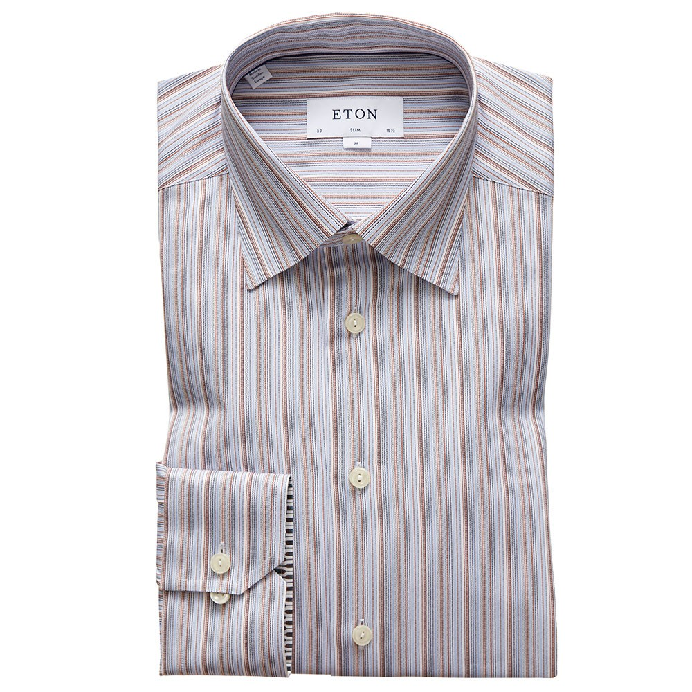 Signature Twill Stripe Shirt main image
