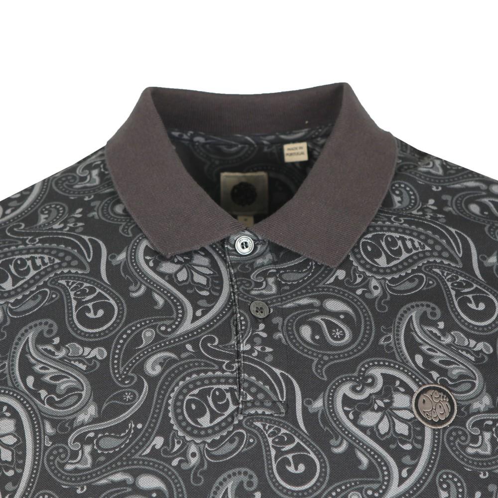 Paisley Print Polo Shirt main image