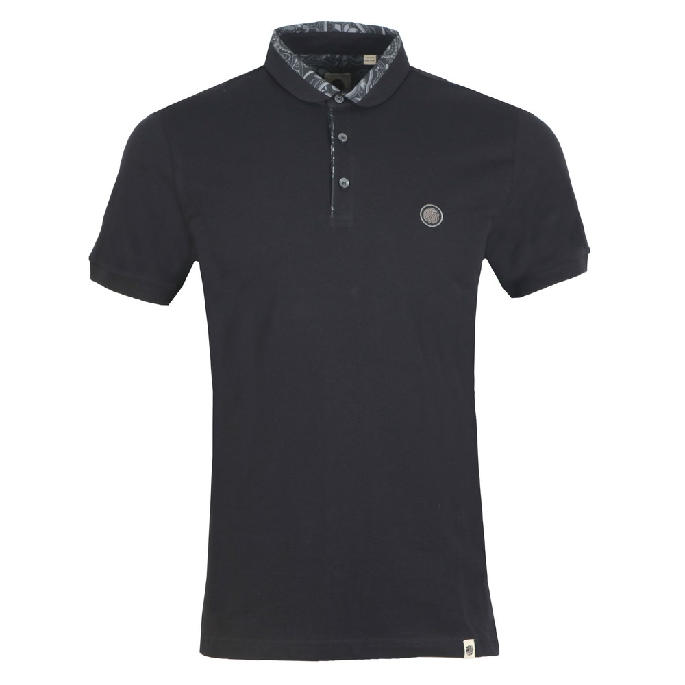 Paisley Printed Collar Polo main image