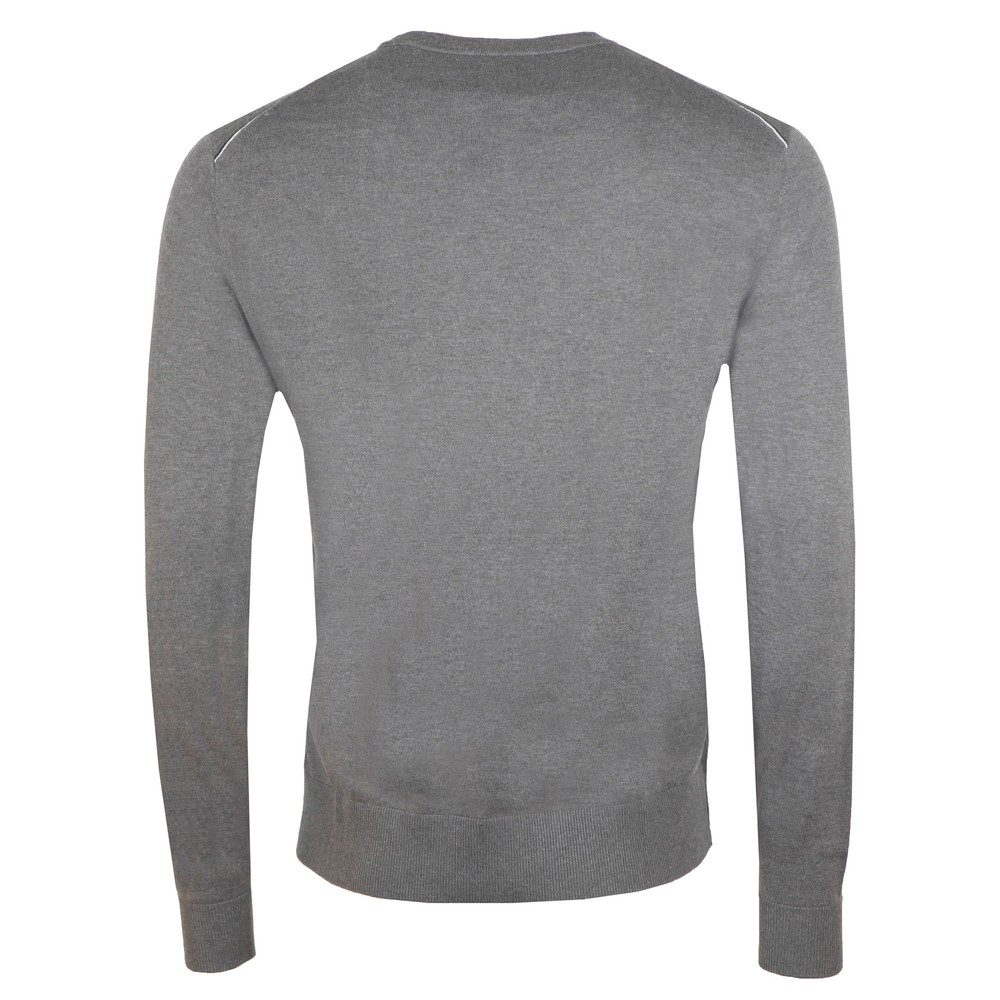 Crew Neck Knitted Jumper main image