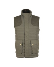 Barbour Countrywear Mens Green Bradford Gilet