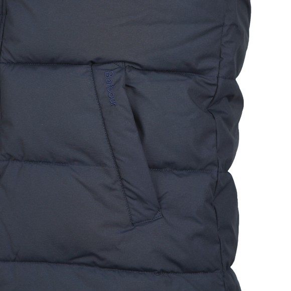 Barbour Lifestyle Mens Blue Mellor Gilet main image