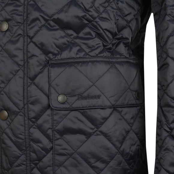 Barbour Countrywear Mens Blue Bradford Gilet main image