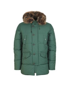 Barbour Lifestyle Mens Green Fenny Jacket