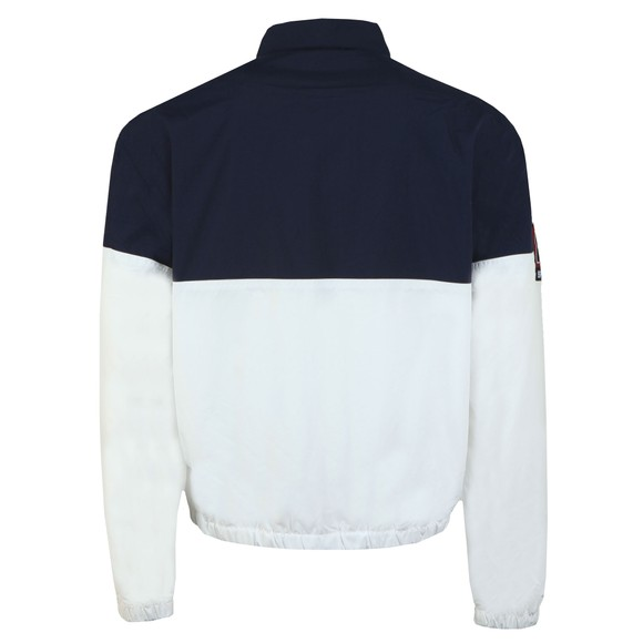 Polo Ralph Lauren Sport Mens White Panelled Jacket main image