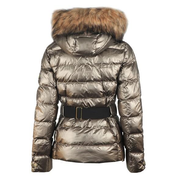 Holland Cooper Womens Brown Aspen Jacket main image