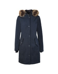 Barbour Lifestyle Womens Blue Mast Jacket