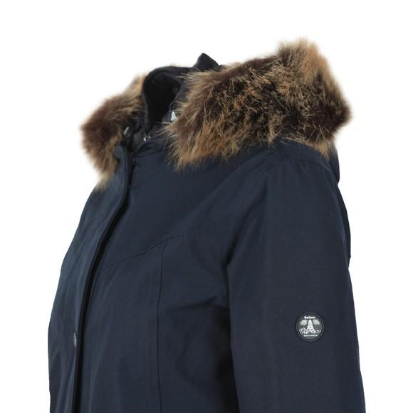 Barbour Lifestyle Womens Blue Mast Jacket main image