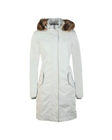 Barbour Lifestyle Womens White Mast Jacket