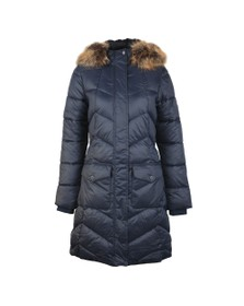 Barbour Lifestyle Womens Blue Clam Quilt Jacket
