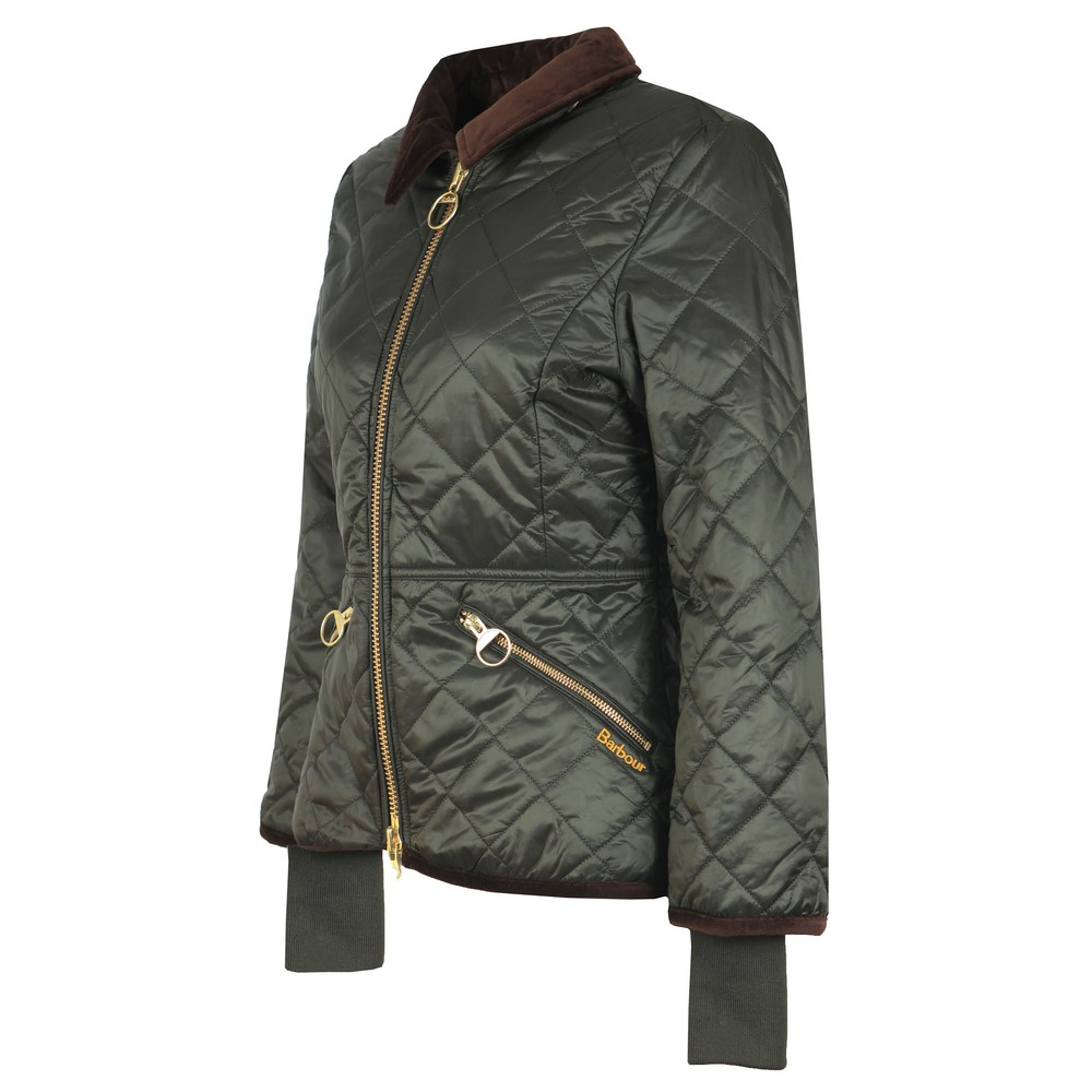 Liddlesdale Quilted Jacket main image