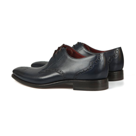Loake Mens Blue Hannibal Shoe main image