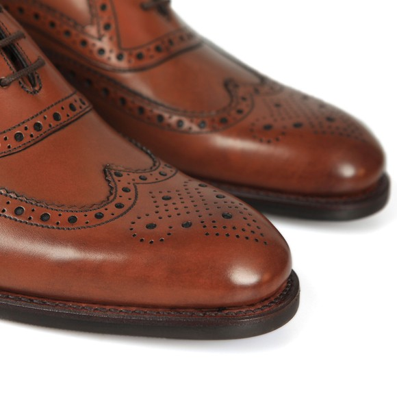 Loake Mens Brown Kerridge Brogue main image