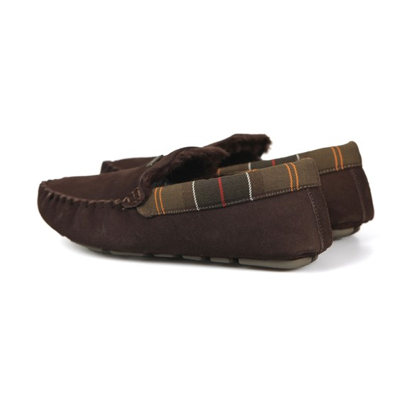 Barbour Lifestyle Mens Brown Monty Slipper main image