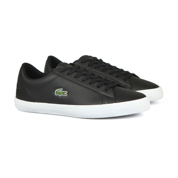 Lacoste Mens Black Lerond 319 1 Cma Trainer main image