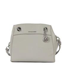Michael Kors Womens Grey Jet Set Chain Legacy Bag