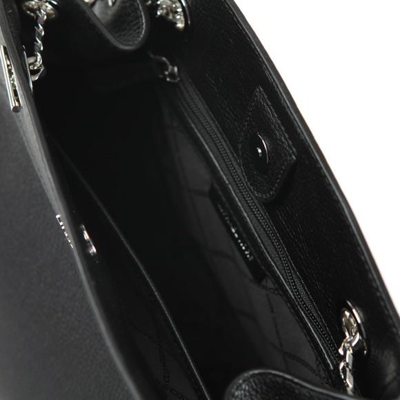 Michael Kors Womens Black Jet Set Chain Legacy Bag main image