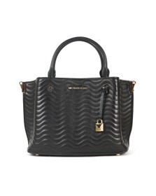 Michael Kors Womens Black Arielle Bag