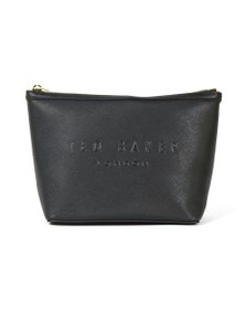 Ted Baker Womens Black Nance Trapeze Wash bag